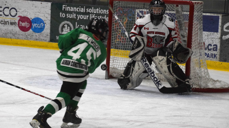 Strong showing for local teams at NDMHA's Andy McGarvey Memorial