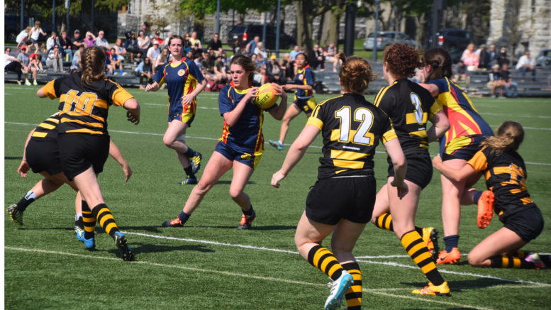 Silver finish for NDSS Golden Hawks girls rugby