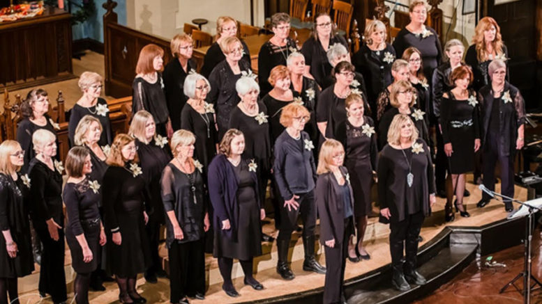 Trinity to host Songs from the Heart